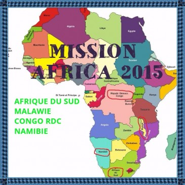 Mission Africa 2015